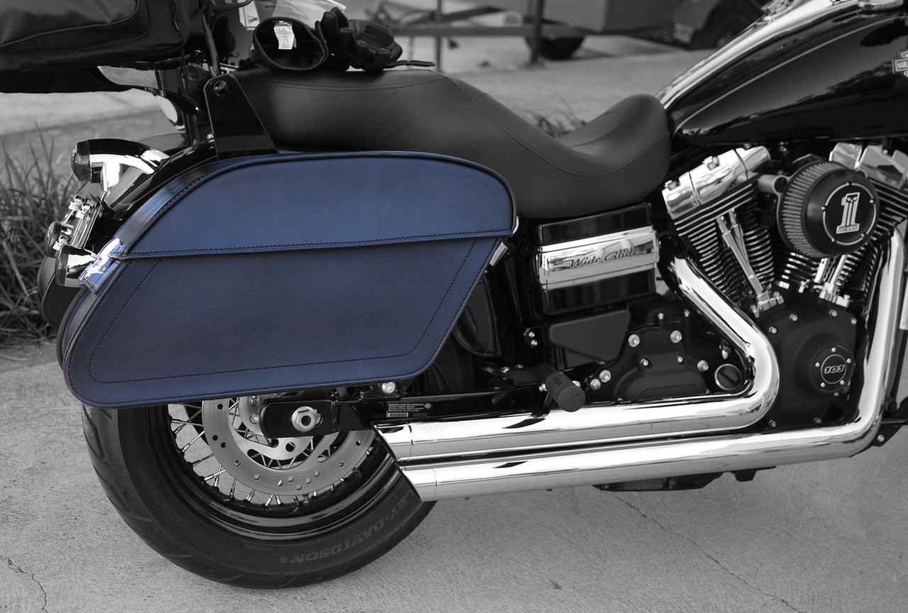 Designed specifically for the Triumph Thunderbird. Works well with HD Dyna