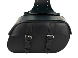 507 Plain Saddlebag