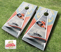 U.S. Coast Guard Cornhole Set with Bags
