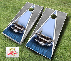 U.S. Navy Cornhole Set with Bags