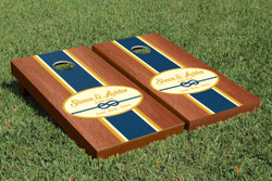 Rosewood Tie The Knot Cornhole Set with Bags