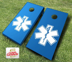 EMS Cornhole Set with Bags