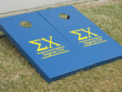 Greek (Build Your Own) Cornhole Set with Bags