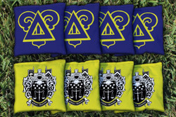 Delta Upsilon Cornhole Bags - Set of 8