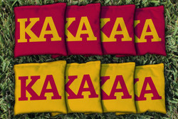 Kappa Alpha Order Cornhole Bags - Set of 8