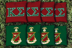 Kappa Sigma Cornhole Bags - Set of 8