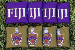 Phi Gamma Delta Cornhole Bags - Set of 8
