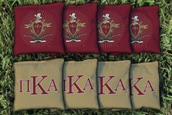 Pi Kappa Alpha Cornhole Bags - Set of 8