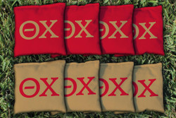 Theta Chi Cornhole Bags - Set of 8