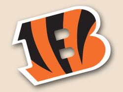 Cincinnati Bengals Cornhole Decal