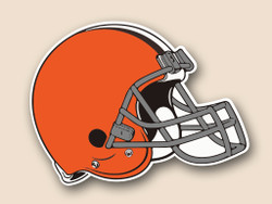 Cleveland Browns Cornhole Decal