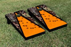 Camo Target Practice Cornhole Set with Bags