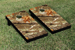 Tree Camouflage Cornhole Set with Bags