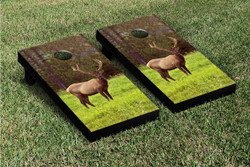 Elk Cornhole Set with Bags