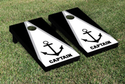 Anchor Triangle Cornhole Set with Bags