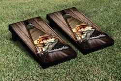 Redfish Cornhole Set with Bags
