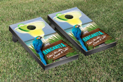 Margarita Cornhole Set with Bags