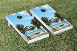 Hammock Cornhole Set with Bags