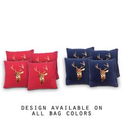 Hunting Cornhole Bags - Set of 8