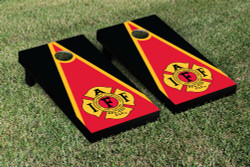 IAFF Fire Fighter Cornhole Set with Bags