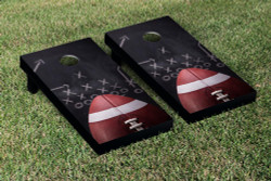 Football Play Cornhole Set with Bags