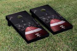 Football Play Cornhole Set with Bags