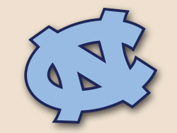 North Carolina Cornhole Decal