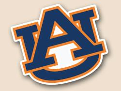 Auburn Cornhole Decal