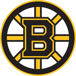 Boston Bruins Cornhole Decal