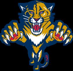 Florida Panthers Cornhole Decal