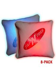 Light-Up Cornhole Bags - Set of 8