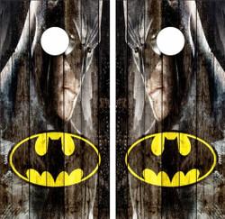 Batman Cornhole Wraps