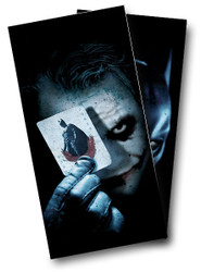 Joker and Batman Cornhole Wraps