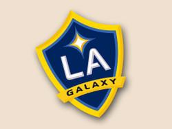 LA Galaxy Cornhole Decal