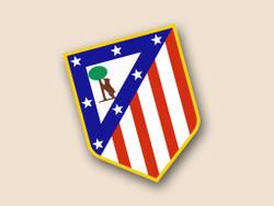 Atlético Madrid Cornhole Decal