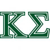 Kappa Sigma Stained Cornhole Set with Bags