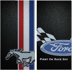 Ford Race Day Cornhole Wraps