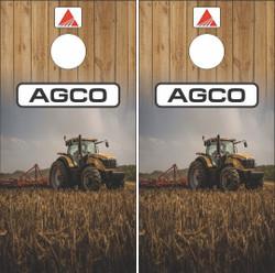 AGCO Cornhole Wraps