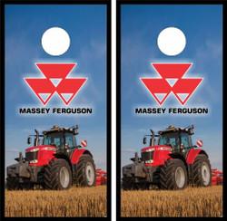 Massey Ferguson Cornhole Wraps