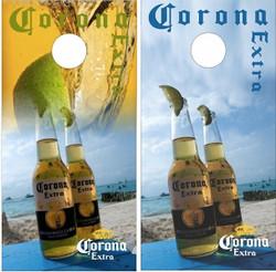 Corona Extra Cornhole Wraps