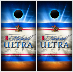 Michelob ULTRA Cornhole Wraps