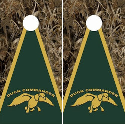Duck Commander Cornhole Wraps