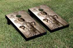 Star Wars Carbonite Han Solo Cornhole Set with Bags