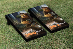 Star Wars Chewbacca Cornhole Set with Bags