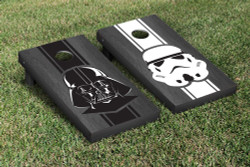 Star Wars Empire Onyx Stained Cornhole Set with Bags