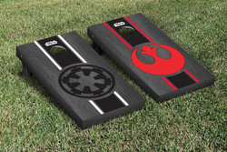 Star Wars Imperials vs Rebels Cornhole Set with Bags