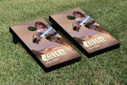 Star Wars Luke Skywalker Cornhole Set with Bags