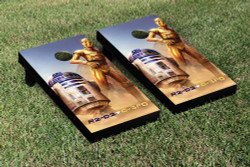 Star Wars R2-D2 & C-3PO Cornhole Set with Bags