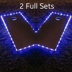 Cornhole Border Lights