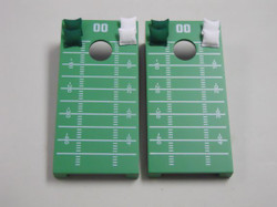 Football Field Table Top Boards with Bags